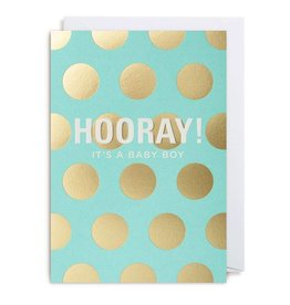 Calypso hooray! Its boy card