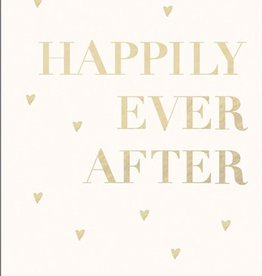 Calypso happily ever after card
