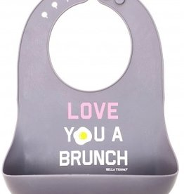Bella Tunno brunch wonder bib