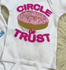 circle of trust onesie