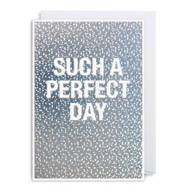 Calypso such a perfect day card