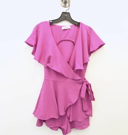 wrap playsuit