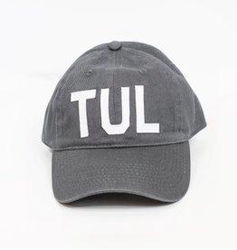 aviate kids TUL hat - charcoal