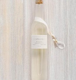 lollia breathe bubble bath