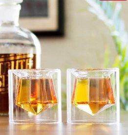 gem shot glass set