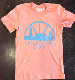 Opolis okc seattle tee FINAL SALE