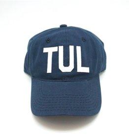 aviate TUL hat - navy