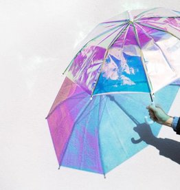adult holographic umbrella