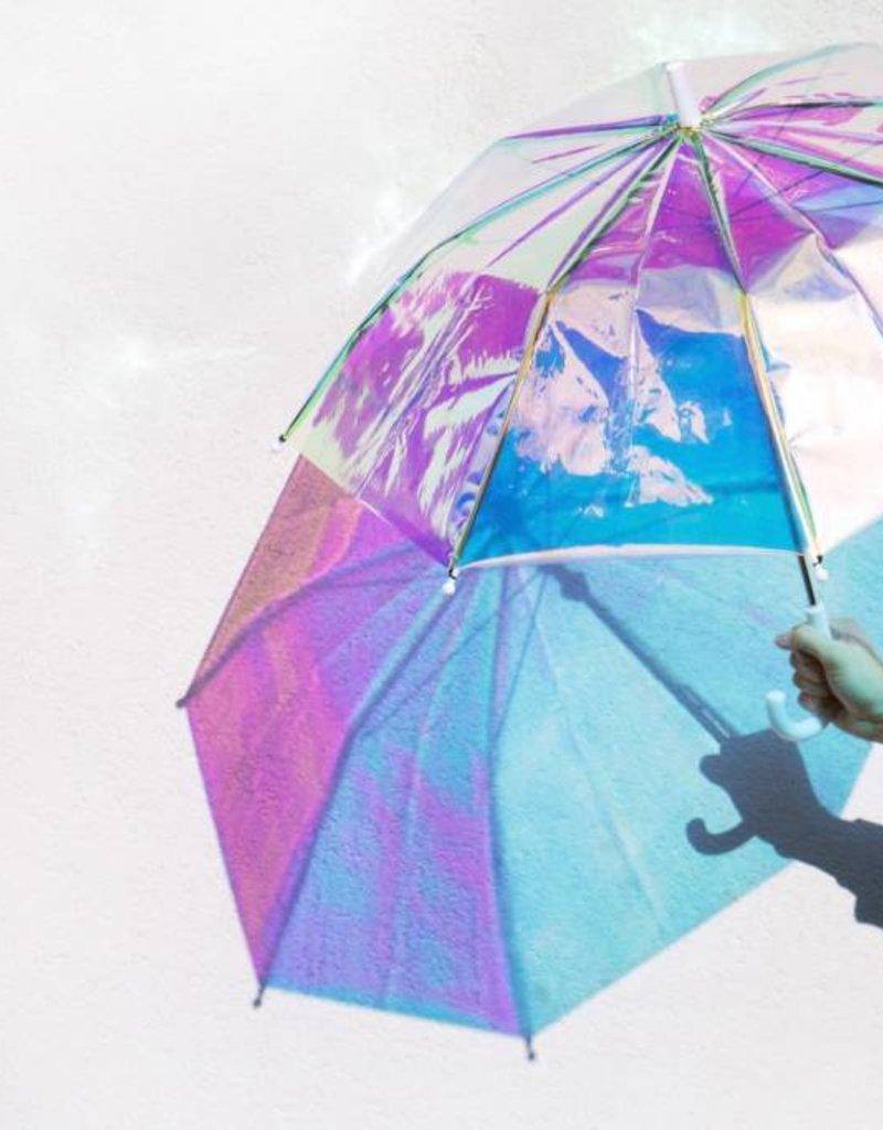 adult holographic umbrella
