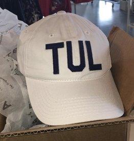 aviate TUL hat - white