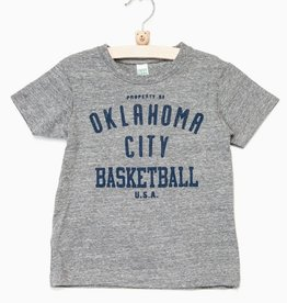 LivyLu kids property of OKC tee