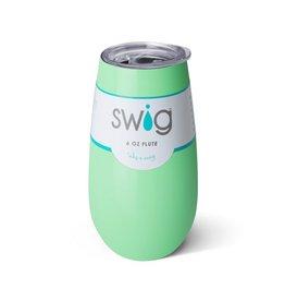swig swig 6oz flute mint