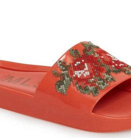 melissa beach slide flower red
