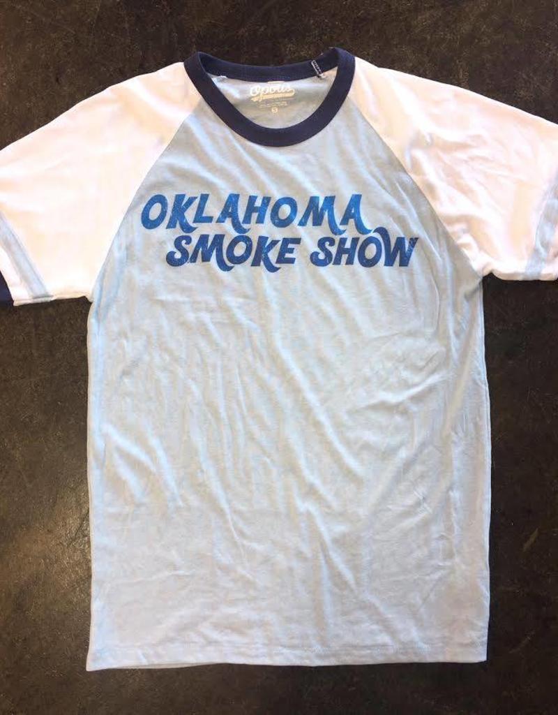 Opolis ok smoke show tee