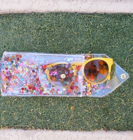 packed party confetti sunglass holder