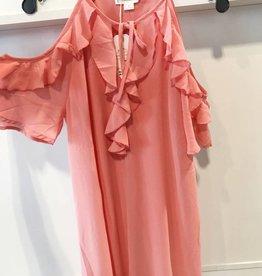 tompanga ruffle dress