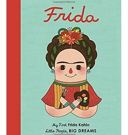frida kahlo board book