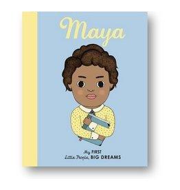 my first maya angelou book