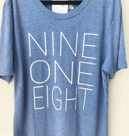 R+R nine one eight tee