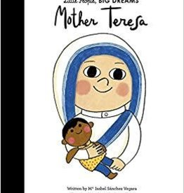 little people big dreams book: mother teresa