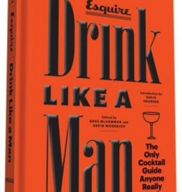esquire drink like a man