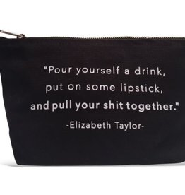 los angeles trading co pour yourself a drink pouch