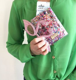 packed party confetti passport holder