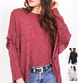 macy long sleeve top