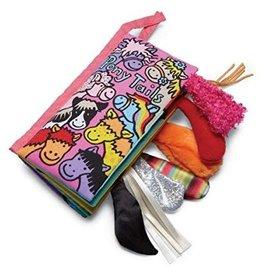 jellycat pony tails book