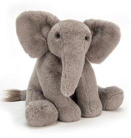 jellycat smudge elephant - large
