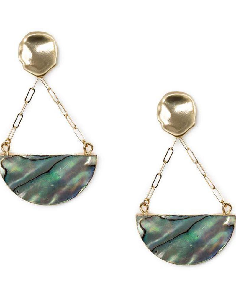 anguilla earrings