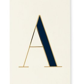 kate spade kate spade initial notepad A
