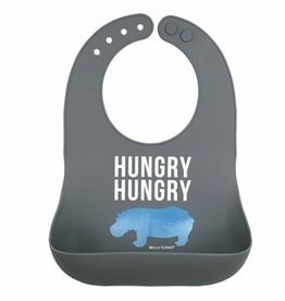 Bella Tunno hungry hungry hippo wonder bib