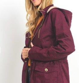utility parka jacket