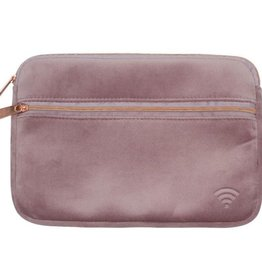 my tagalongs tech organizing pouch- vixen dusty lilac