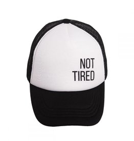 not tired kids hat