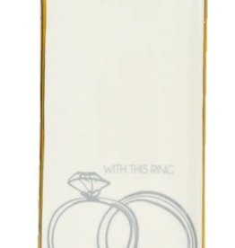 with this ring trinket tray