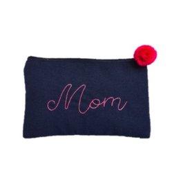 mom cosmetic bag