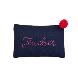 teacher cosmetic bag