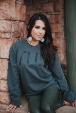 custom stash monochrome TUL sweatshirt