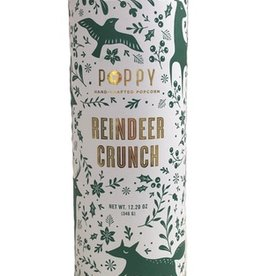 reindeer crunch holiday tin