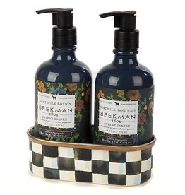 beekman mackenzie childs covent garden hand care caddy set