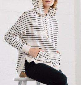 z supply the striped dakota pullover