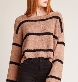 bb dakota autrey stripe sweater