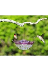Aspects Hummingbird Feeder, Humm Blossom, Plum, 4oz., ASPECTS434
