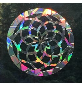 Baby Cricket Window Gems, Sacred geometry Mandala