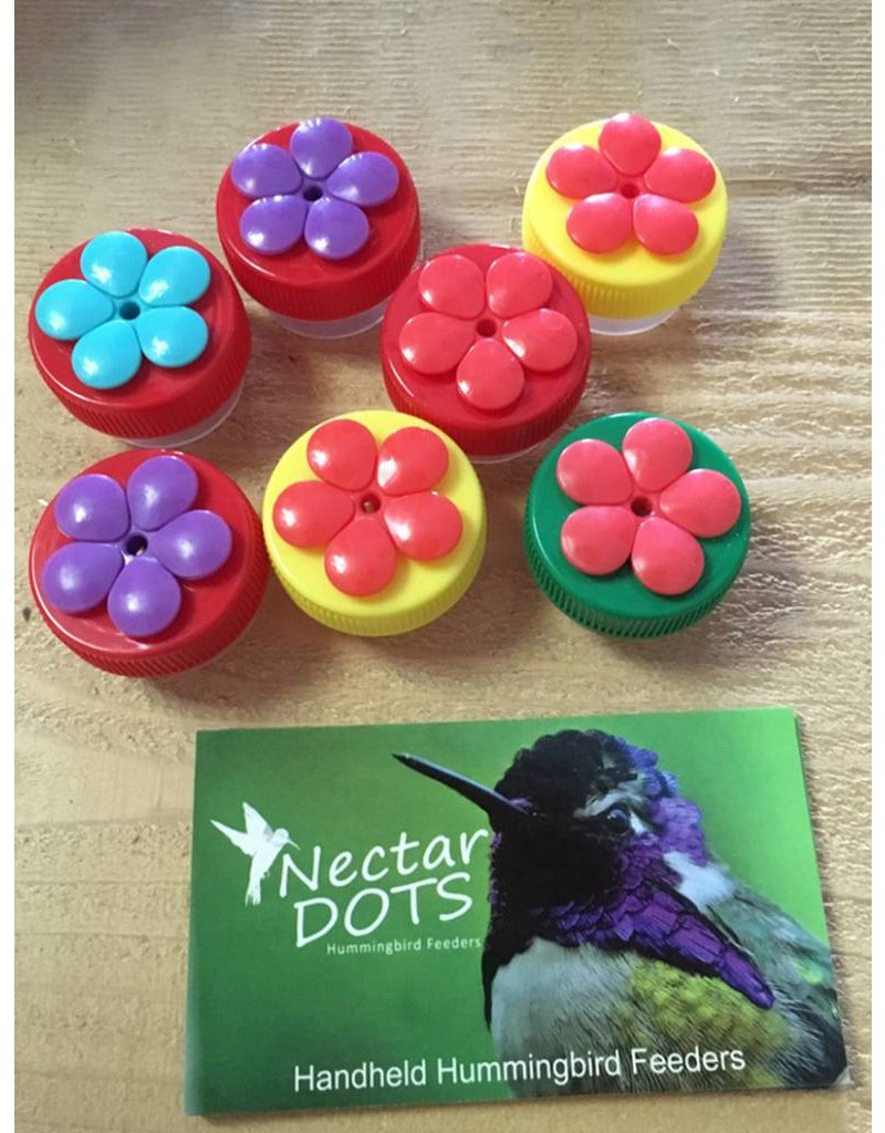 Hummingbird Feeder, Nectar Dots, NDRY34