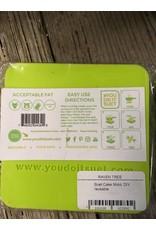 Suet Cake Mold, DIY, reusable