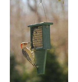 Suet Feeder, Tail board, Recycled, SERUBSF100H