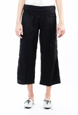 4OUR DREAMERS LINEN FOLD OVER PANTS